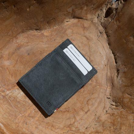Magic Wallet Essenziale - Carbon Black