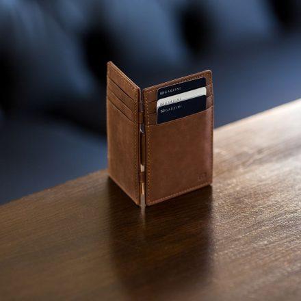 Magic Wallet Essenziale - Jawa Brown