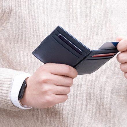Magic Wallet Essenziale - Navy Blue