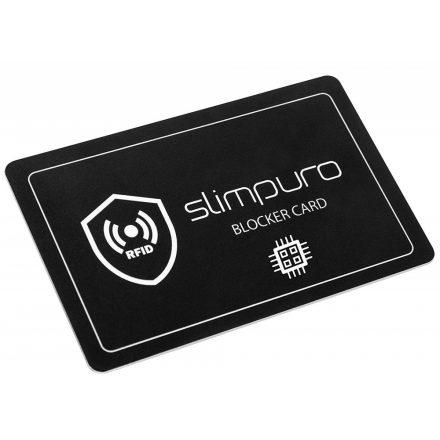 RFID blokkoló kártya