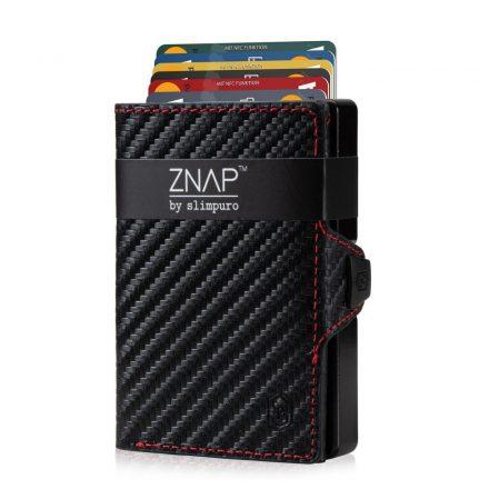 ZNAP Slim Wallet - Carbon Racing